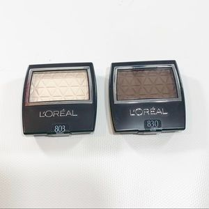 L'Oreal | Bundle Two New Sealed Eyeshadow